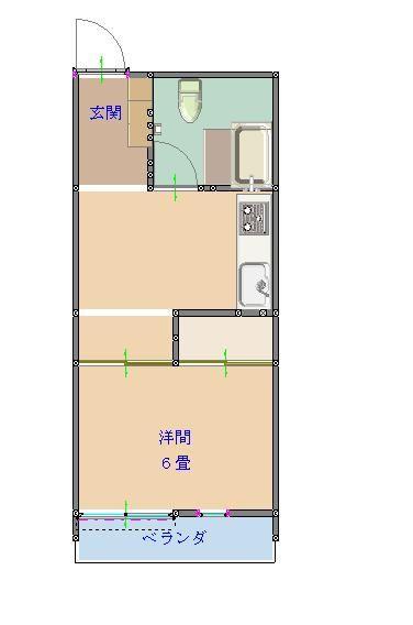 清新ビル 302